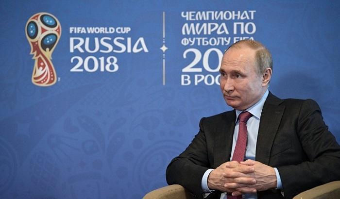 СМИ узнали, почему Путин не ходит на матчи ЧМ