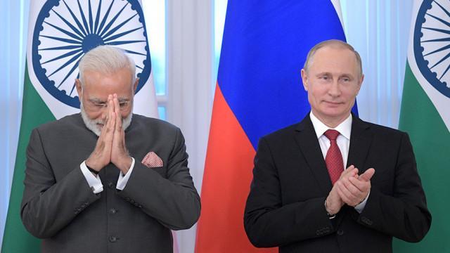 Россия снизила цену на С-400 для Индии