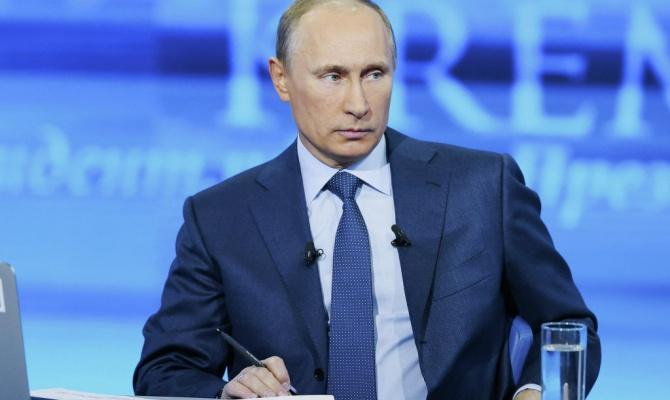 Западные СМИ узнали о судьбоносном решении Путина