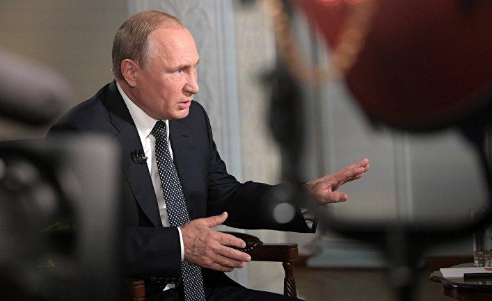 Путин заявил, что будет договавриваться с Киевом о мирном урегулировании конфликта в Донбассе