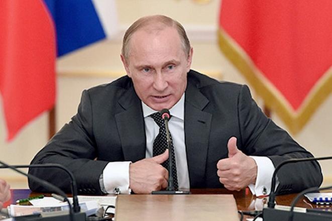 Владимир Путин распорядился начать борьбу с хамством на дорогах
