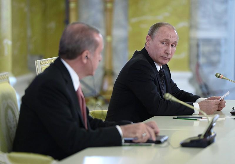 Эрдоган позвонил Владимиру Путину: известны подробности разговора