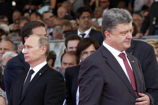На Украине пообещали отобрать у России часть территорий в 2017 году