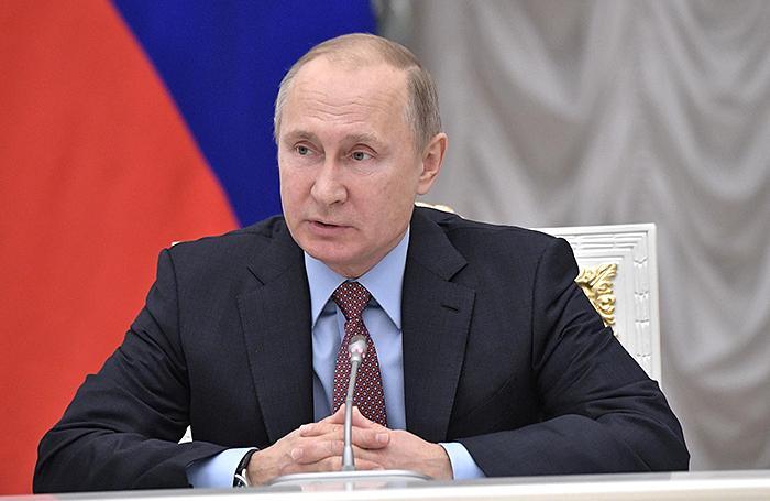 Путин заявил о коррупции и криминале в лесном хозяйстве