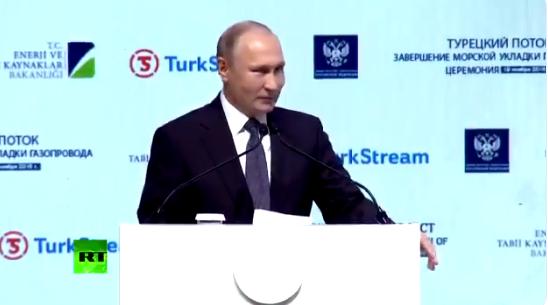 Путин сорвал в Турции овации