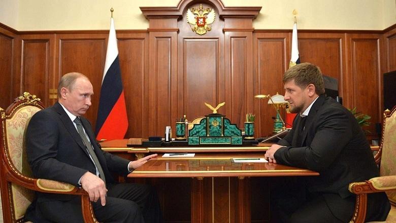«Время пришло, мы готовы»: Кадыров призвал Путина к мерам, сокрушительным для Запада