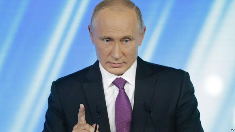Путин не шутил: Москва подтвердила решение по Украине, озвученное на прямой линии