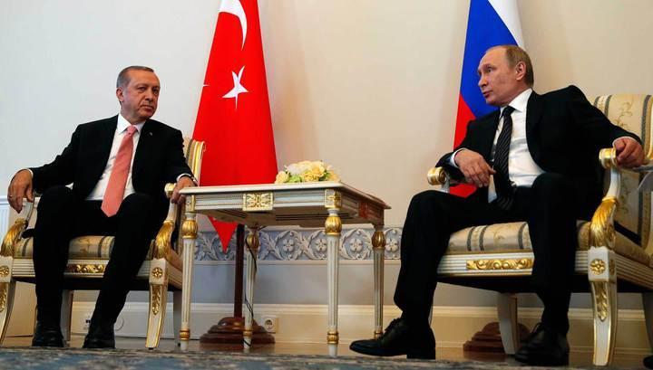 Москва отреагировала на слова Эрдогана о поддержке Украины по Крыму