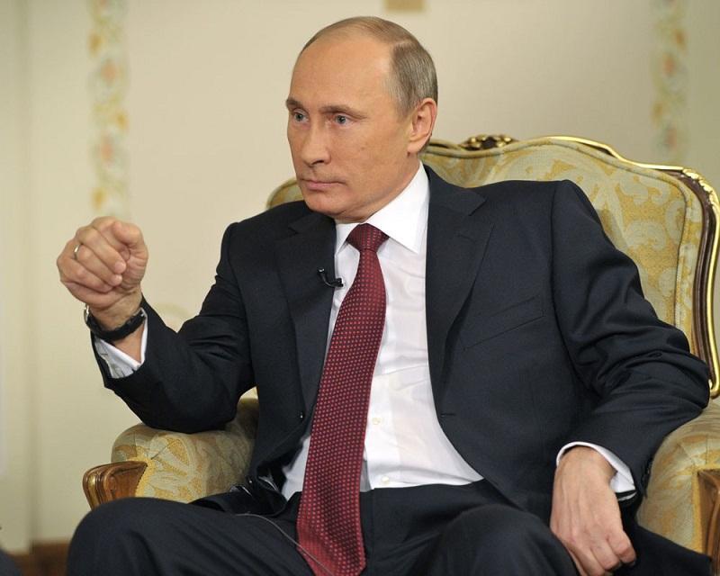«Против РФ никто уже невыступит»— Путин