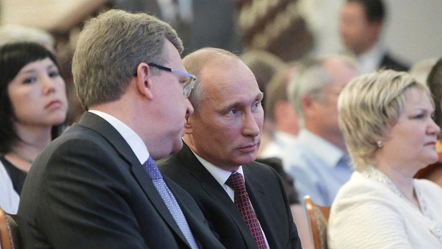 Где «пахал» Путин, до того как стать президентом РФ, рассказал Кудрин