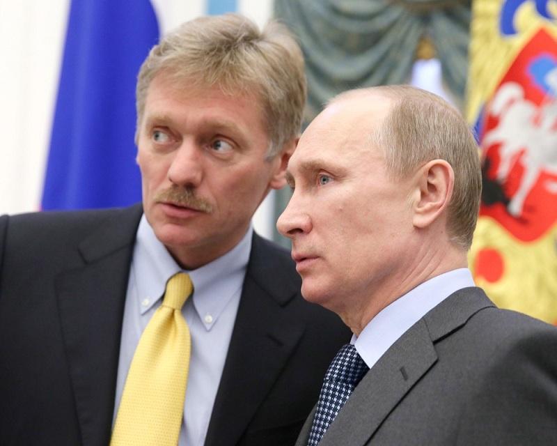 Песков прокомментировал сообщение оназначении Володина преемником Владимира Путина