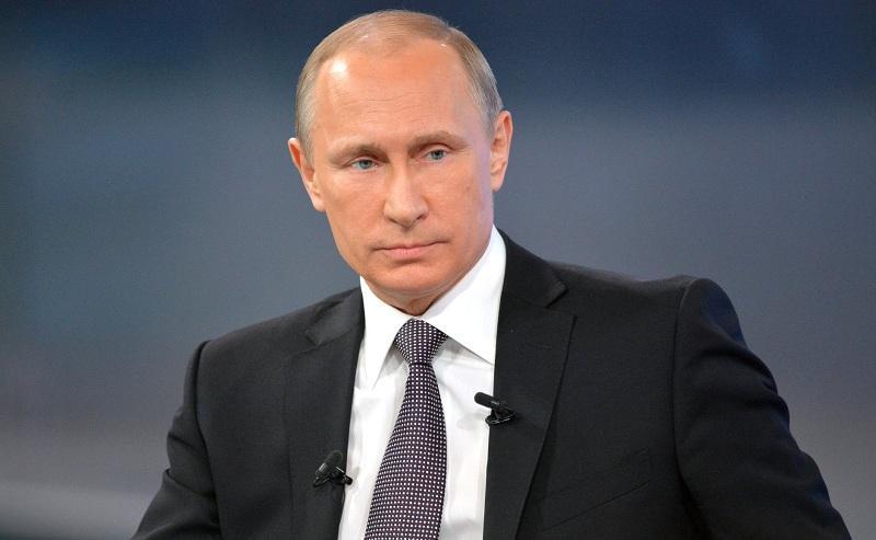 Путин ответил на вопрос об отношениях России и США