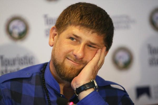 Кадыров с иронией ответил на вопрос о санкциях США