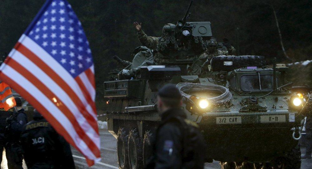 В Европе люди восстали против США и НАТО, перейдя к активным действиям