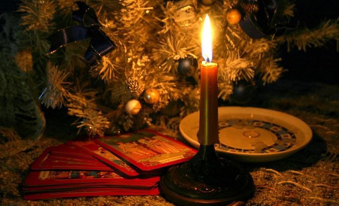 Рождественские гадания