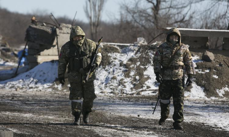Странное обстоятельство после мощного взрыва в Донбассе