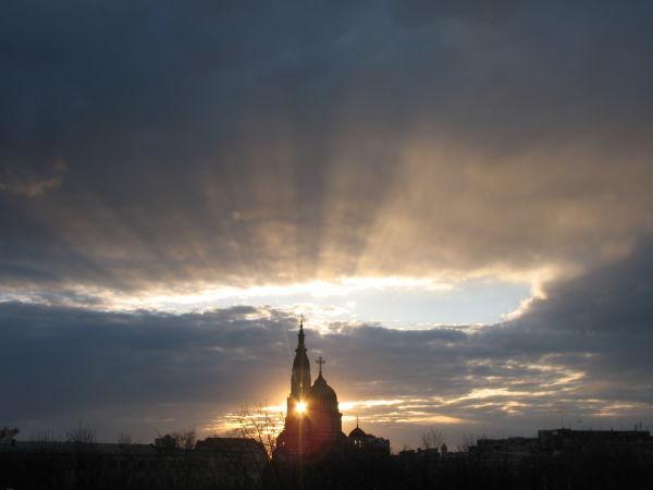 Американцы предсказали суровую зиму в России