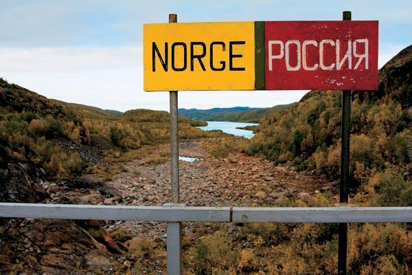 Забор награнице сРоссией придется снести— Норвегия ошиблась