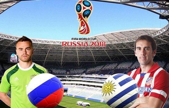 Россия – Уругвай 25 июня: ставки и коэффициенты букмекеров, где смотреть прямую трансляцию матча, кто победит, по мнению экспертов