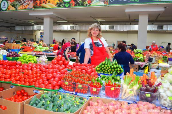 Два рынка Ростова признаны лучшими в стране