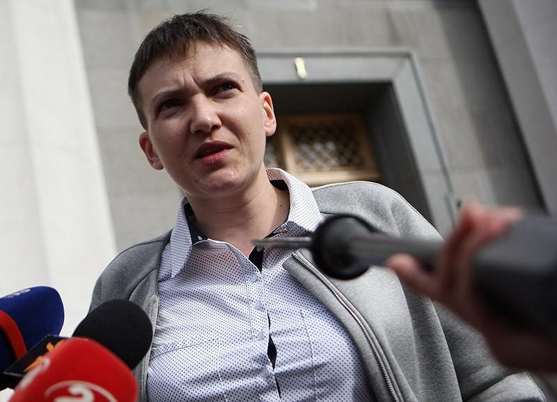 Савченко рассекретила своего спонсора