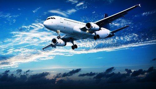 В США разбился угнанный пассажирский самолет