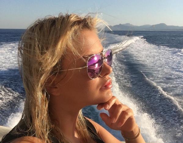 Анна Семенович новые фото 3 08 2016