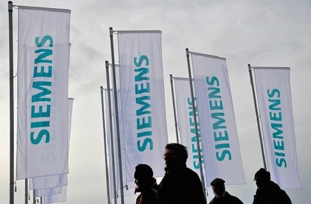 Siemens сдает назад