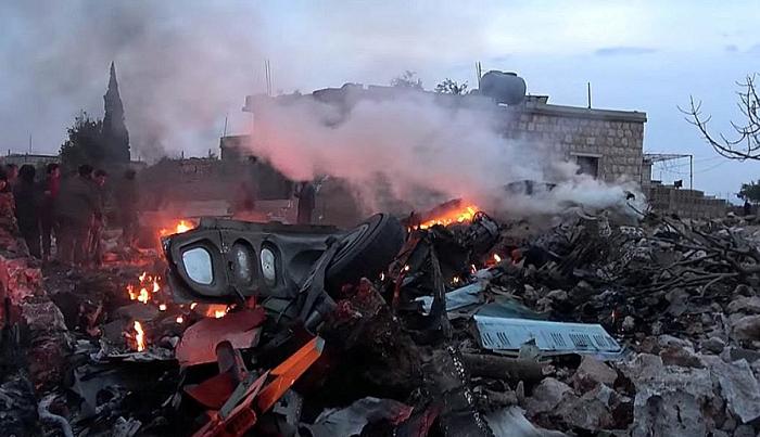 Макрон выступил за разговор  сРФ для решения ситуации вСирии