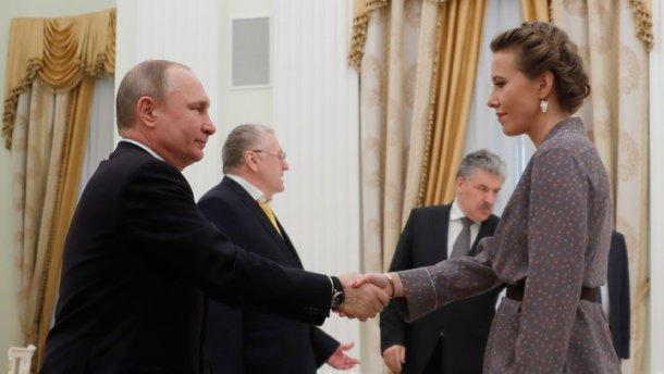 Путин предложил Собчак и Грудинину высокие государственные посты