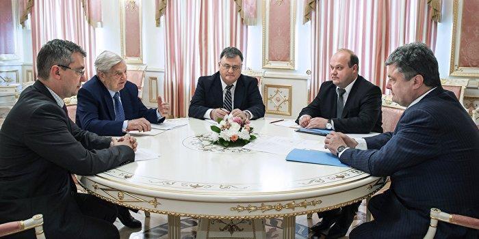 Хакеры раскрыли связь Джорджа Сороса с минскими соглашениями