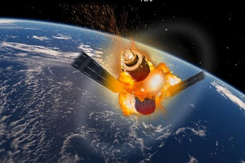 «Ядовитая» китайская космическая станция может упасть в районе Сочи