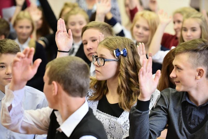 Российские старшеклассники пройдут курсы «будущих родителей»