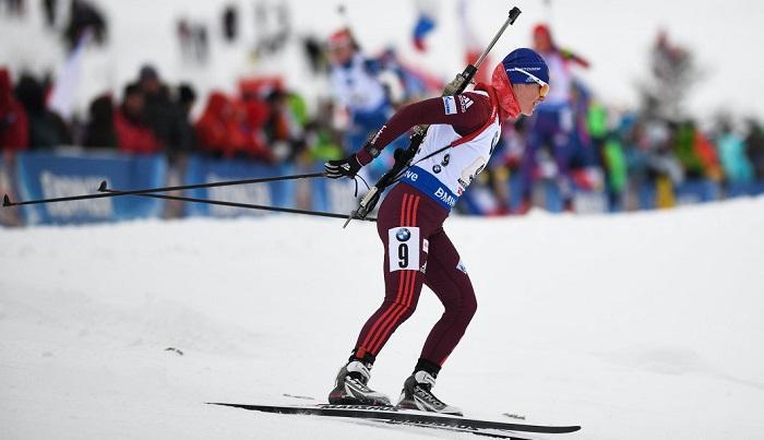 Биатлон 2017/2018, женский спринт 14 12 2017, итоги
