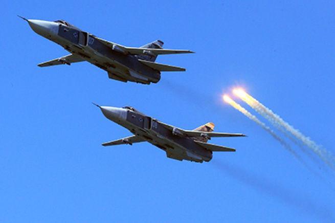 Американские пилоты поведали подробности инцидента ссирийскими Су