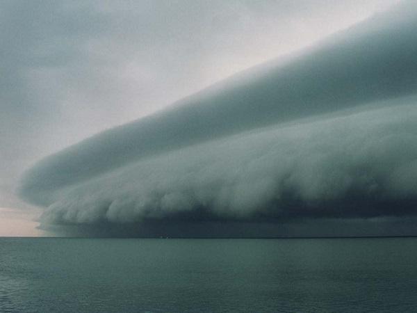 Ливни иураганный ветер принесет наСахалин тайфун «Джеби»