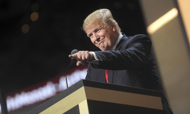 В Мексике прошла кампания против Трампа