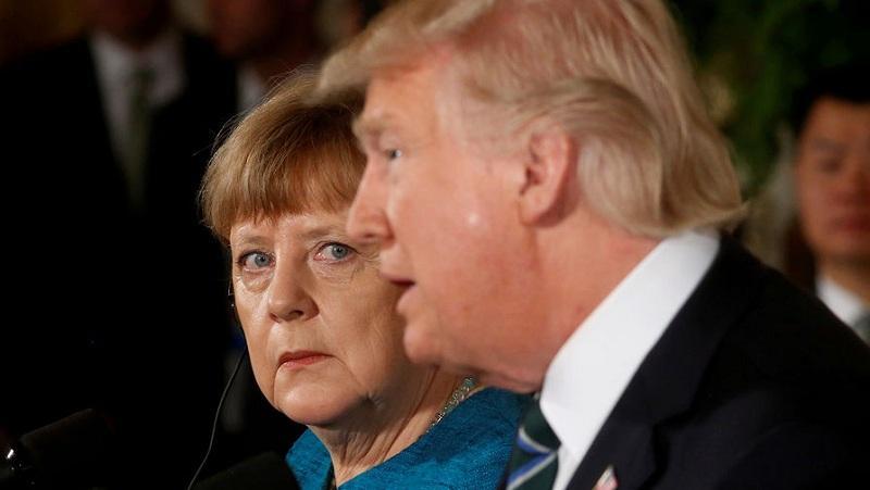 В Германии требование Трампа восприняли как «неоправданное высокомерие»