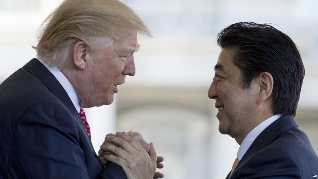 Трамп добился главной цели визита в Японию, геополитического масштаба