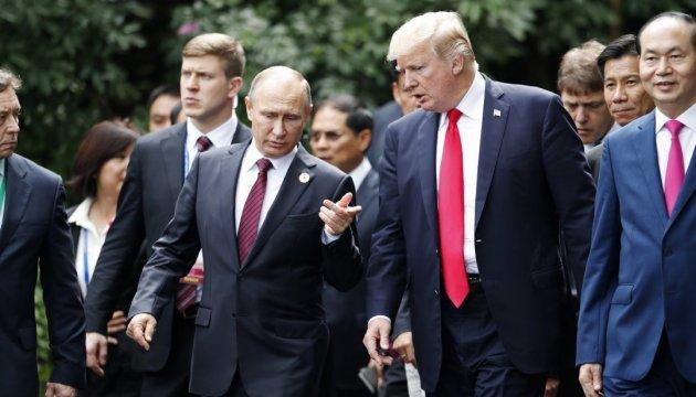 В Кремле раскрыли, почему Трамп до сих пор не поздравил Путина