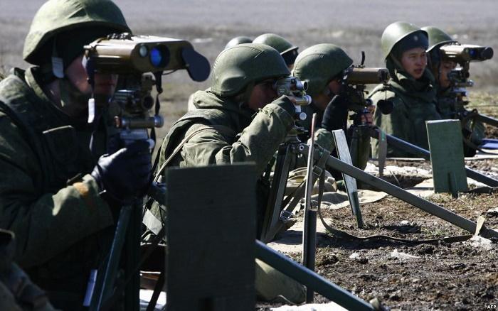 """На учениях ОДКБ призывали """"солдат НАТО"""" сдаваться"""