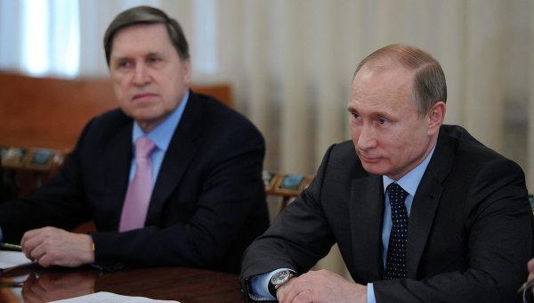 Ушаков: Встреча лидеров «нормандской четверки» пройдет в Париже
