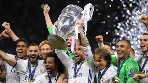 Сформирован состав символической сборной «Лиги Чемпионов»