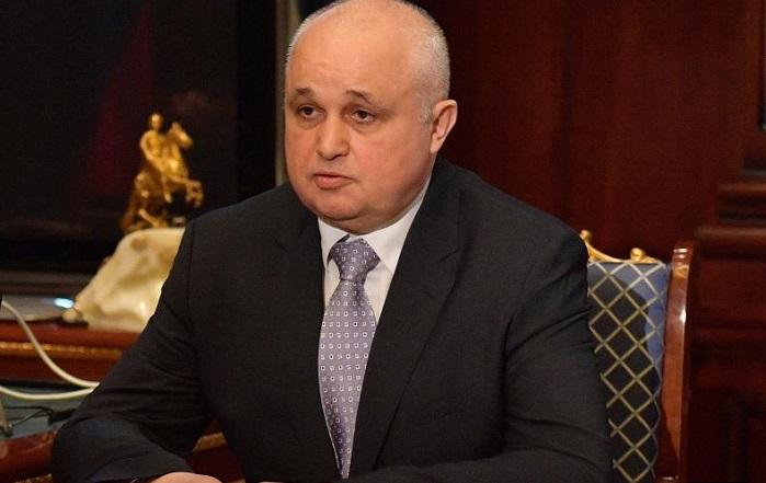 Врио губернатора Кузбасса Цивилев уволил четверых заместителей