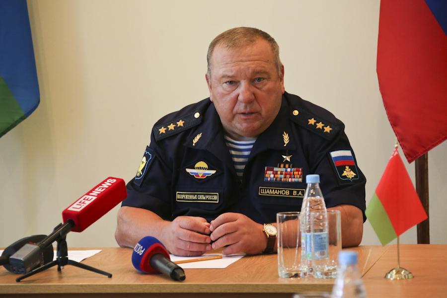 Генерал Шаманов обратился к россиянам в связи с угрозами США