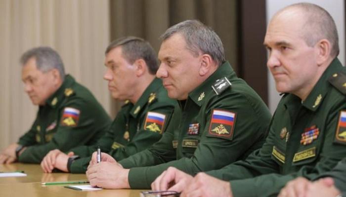 Российский Генштаб пообещал ответить в случае удара США по Дамаску