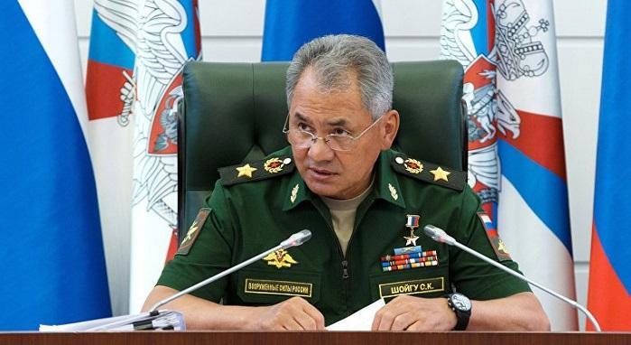 Пентагон не ответил на предложение Шойгу обсудить разногласия по ДРСМД