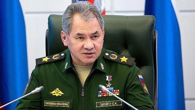 Шойгу считает невозможной войну между Россией и Украиной