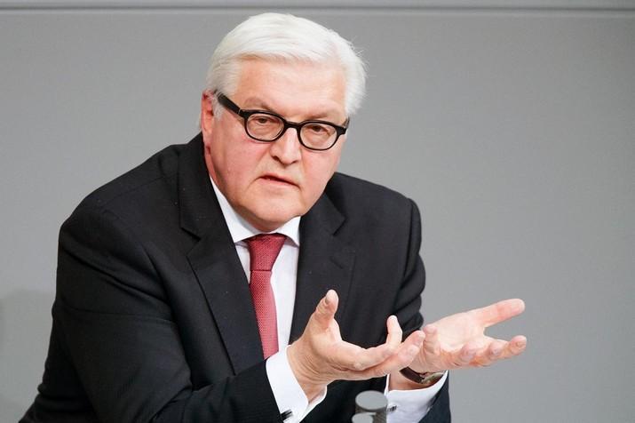 Штайнмайер раскритиковал курс НАТО на конфронтацию с Россией
