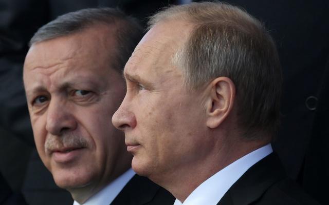 «Мы потеряли Эрдогана, он хочет быть с Путиным»